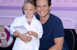 Scott Wolf, la vie à cinq : L'acteur papa pour la troisième fois !