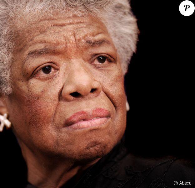 Maya Angelou à Washington, le 21 novembre 2008.