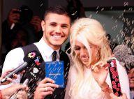 Mauro Icardi marié : Il a dit oui à Wanda Nara, l'ex de son ancien coéquipier...