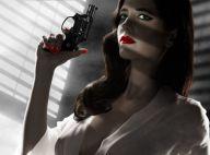 Eva Green, le sein du péché : Son affiche de Sin City 2 censurée