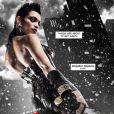 Affiche du film Sin City - J'ai tué pour elle avec Rosario Dawson