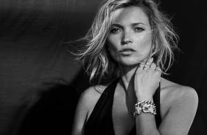 Kate Moss : Radieuse égérie pour David Yurman