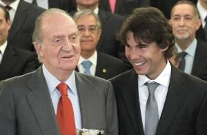 Rafael Nadal : Son touchant hommage au roi Juan Carlos, un homme ''formidable''