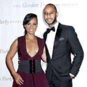 Alicia Keys : Joli décolleté pour soutenir son mari Swizz Beatz