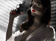 Eva Green et ses seins censurés : Une nouvelle affiche à peine moins sulfureuse