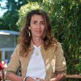 Mademoiselle Agnès au village des Internationaux de France de tennis de Roland Garros à Paris, le 6 juin 2014