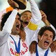 Alexandre Pato rend hommage à Fernandao sur Instagram - juin 2014