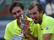 Roland-Garros, Benneteau et Roger-Vasselin : La joie partagée du duo tricolore