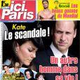 Ici Paris en kiosques le 11 juin 2014