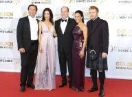 Julie Benz et Vahina Giocante : Clôture devant le prince Albert à Monte-Carlo