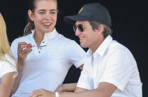 Charlotte Casiraghi et Guillaume Canet, complices passionnés, brillent à Cannes