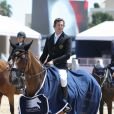 Guillaume Canet remporte le Prix VIP Riders Club au Jumping international de Cannes le 12 Juin 2014  Guillaume Canet wins the VIP Riders Club competition at Cannes International Jumping contest on 12/06/201412/06/2014 - Cannes