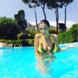 Martika sexy dans son bikini pour l'annonce de sa nouvelle émission web Ça va tripper avec Martika !