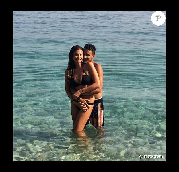 Martika du Bachelor et Tiago son petit ami