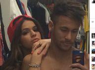 Neymar : Le héros du Brésil fête la victoire et ses retrouvailles avec Bruna...