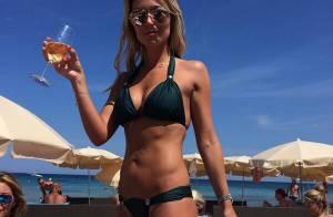 Alex Gerrard : Bikini, apéro, la bombe de Steven Gerrard préfère Ibiza au Brésil