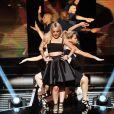 """Exclusif - Alizée - Enregistrement de l'émission """"La Chanson de l'année"""" au Zénith de Paris, le 13 juin 2014."""