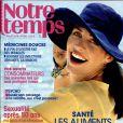 """Ingrid Betancourt : """"J'ai pardonné"""". Une interview du magazine Notre temps, en kiosques le 16 juin 2014."""