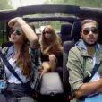 """Vanessa, Julien et Dania - """"Les Anges de la télé-réalité 6"""" sur NRJ12. Episode du 16 jun 2014."""