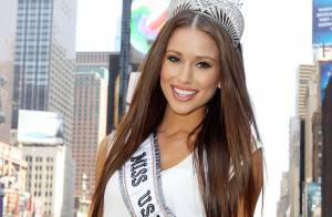 Nia Sanchez, Miss USA 2014 : Traitée de menteuse, elle se ridiculise en direct