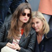 Michèle Laroque et Oriane : ''Avoir une mère connue, elle le cache un peu''