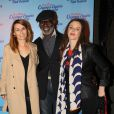 Exclusif - Fleur Albert, Eriq Ebouaney, Sylvie Brenet - After-party de la cérémonie de clôture du 3e Champs-Elysées Film Festival au Club 79 à Paris, le 17 juin 2014.