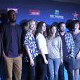 Le lancement de la Fête du cinéma à Paris le 19 juin 2014. La fête du cinéma aura lieu du 29 juin au 2 juillet 2014. (Abaca TV)