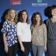 Pascale Arbillot, Géraldine Pailhas, Mélanie Bernier, Anne Le Ny - 30e Lancement de la fête du Cinéma à Paris le 19 juin 2014. La fête du cinéma aura lieu du 29 juin au 2 juillet 2014.
