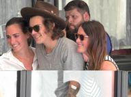 Harry Styles : Détendu dans un mythique café parisien avant le Stade de France