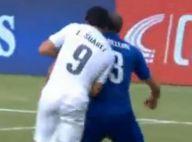 Mondial 2014 : La nouvelle morsure de Luis Suarez pourrait lui coûter cher...
