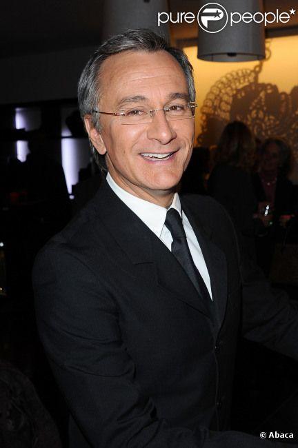 Laurent Petitguillaume en janvier 2011 à Paris