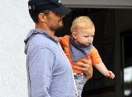 Josh Duhamel, inséparable de son petit Axl : Duo craquant pour une virée relax