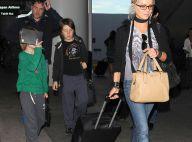 Russell Crowe et son ex-femme Danielle Spencer : Réunis pour leurs deux enfants