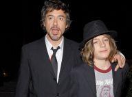 Robert Downey Jr. : Son fils arrêté pour possession de drogue !