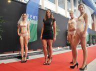 Laure Manaudou : Créatrice fière et sexy lors de son défilé de maillots de bain