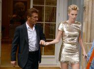 Charlize Theron et Sean Penn à Paris : Amoureux stylés chez Dior