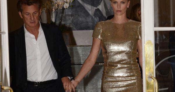 Charlize theron et son compagnon l 39 acteur am ricain sean for Maison d acteur