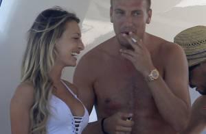 Maxi Lopez : Vacances très hot à Ibiza pour oublier la guerre avec son ex
