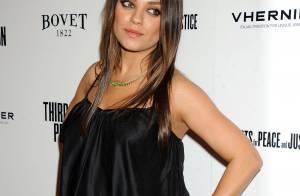 Mila Kunis : Sa carrière entre parenthèses pour être ''une maman à plein temps''