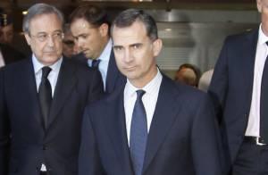 Mort d'Alfredo Di Stefano : Felipe VI en deuil devant la dépouille d'un 'grand'