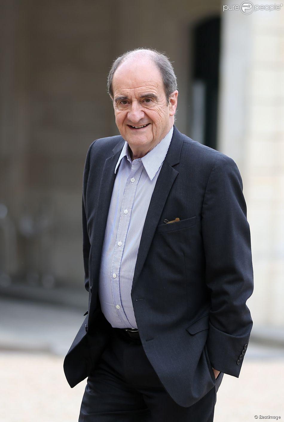 Pierre Lescure, à Paris, le 30 avril 2014.