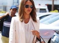 Jessica Alba : Leçon de style impeccable, la belle assure
