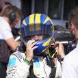 Le prince Carl Philip de Suède courait en STCC avec le Team Volvo Polestar Racing les 11 et 12 juillet 2014 sur le circuit de Falkenberg. Victime d'une avarie mécanique dès les essais le premier jour, le prince a patiemment attendu que sa voiture soit remise en état pour prendre le départ, signant un modeste classement.