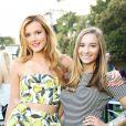 Bella Thorne et Alexa Yarnell à la soirée Just Jared Summer Party au Pink Taco à West Hollywood, le 12 juillet 2014.