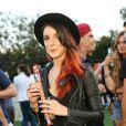 Shenae Grimes à la soirée Just Jared Summer Party au Pink Taco à West Hollywood, le 12 juillet 2014.