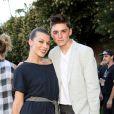 Milla Jovovich à la soirée Just Jared Summer Party au Pink Taco à West Hollywood, le 12 juillet 2014.