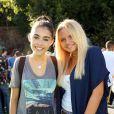 Madison Beer et Alli Simpson à la soirée Just Jared Summer Party au Pink Taco à West Hollywood, le 12 juillet 2014.