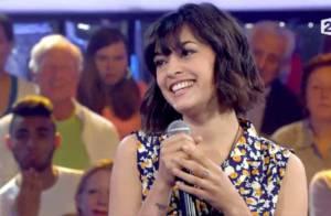 Julia (Star Academy 8) : De retour à la télé, elle se fait draguer par Nagui !