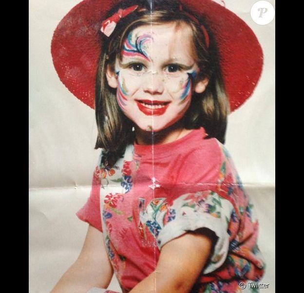 Aurélie Van Daelen : photo de l'ex-candidate de Secret Story 5 quand elle était enfant