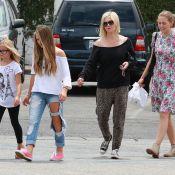 Jennie Garth : Ses filles Luca, Lola et Fiona Eve lui redonnent le sourire !